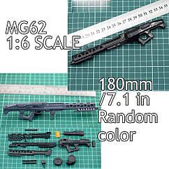 Мініатюра 3D паззл Кулемет MG62