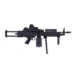 Мініатюра 3D паззл Кулемет MK 46 MOD0