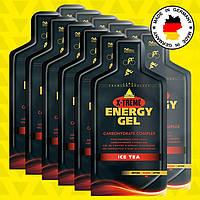 Углеводные гели Inkospor X-Treme Energy Gel 12x40 г Прохладный чай, фото 1