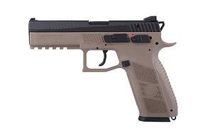 Пістолет ASG CZ P-09 Green Gas Tan