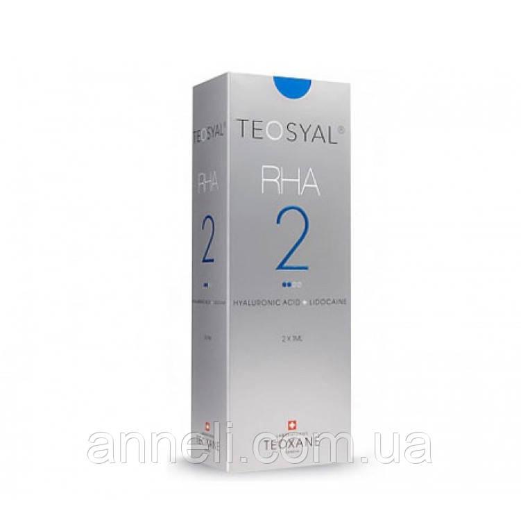 Филлер Teosyal RHA 2