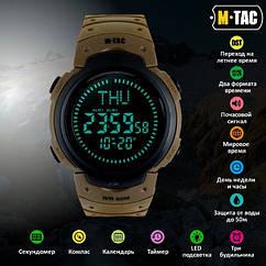 Годинник з компасом M-Tac Coyote