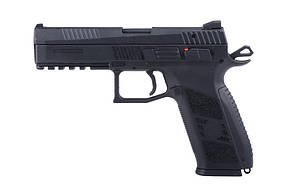 Пістолет ASG CZ P-09 GBB Black