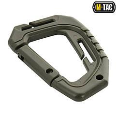 Карабін M-TAC Tactical Пластиковий Olive