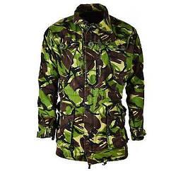 Куртка польова Brit Original Smock RipStop Woodland б/в Size 160/86