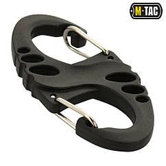 Карабін M-TAC S-HOOK Пластиковий Black