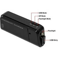 Мобильное зарядное устройство от 2-х АА USB зарядка от АА (пальчиковых) батареек Charger, фото 1