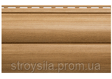 Виниловый сайдинг Альта-Профиль Карелия Каштан ВН-03 3000х226 мм