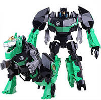 Детский робот Трансформер динозавр игрушка для мальчика