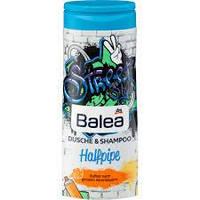 Детский шампунь-гель Balea Halfpipe 300 мл.