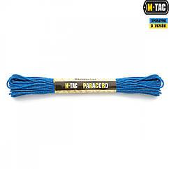 Паракорд M-TAC Minicord Reflective Eelectric Blue 15m