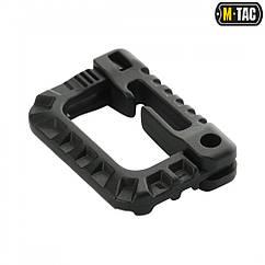 Карабін M-TAC пластиковий Grimloc Black