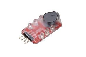 Індикатор заряду акумулятора Electro River Li-Po Alarm V1