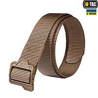 Ремінь M-TAC Lite Tactical Belt Hex Coyote Size S