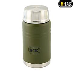 Термос М-Тас 750 Мл з ложкою Olive