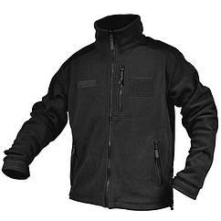 Куртка флісова тактична Texar ECWCS ІІ Black Size L
