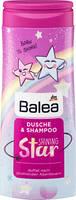 Дитячий шампунь-гель Balea Kids Dusche & Shampoo Shining Star 300 мл