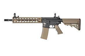 Штурмова гвинтівка Specna Arms M4 RRA SA-C15 Core Half-Tan