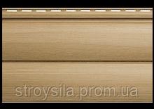 Виниловый сайдинг Альта-Профиль Карелия Ольха ВН-03 3000х226 мм