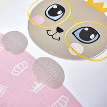 Декоративная подушка Кошечка розовая, фото 3
