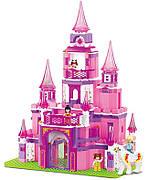 Конструктор Sluban M38-B0152 «Замок принцессы» 472 детали