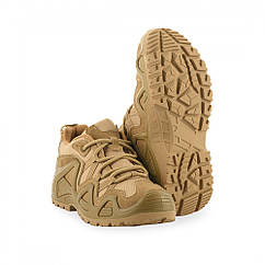 Кросівки тактичні M-TAC Alligator Coyote Size 39