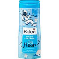 Дитячий шампунь-гель & шампунь Balea dusche & shampoo Cool Moon 300ml