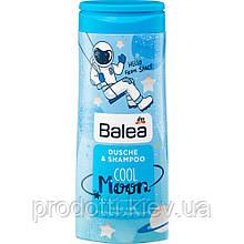 Детский шампунь-гель & шампунь Balea dusche & shampoo Cool Moon 300ml