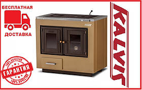 Печь-плита воздушного обогрева Kalvis KO-2A1 10 кВт