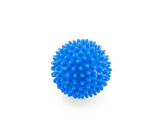 Массажный мяч с шипами для мышц 4FIZJO Spike Balls 8 см 4FJ0146 высокой жесткости для дома и спортзала
