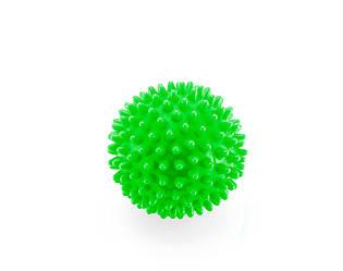 Массажный мяч с шипами для мышц 4FIZJO Spike Balls 9 см 4FJ0147 высокой жесткости для дома и спортзала