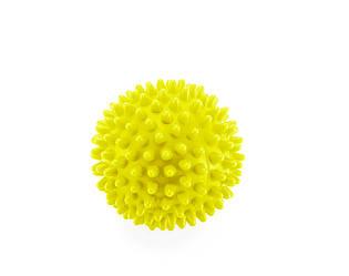 Массажный мяч с шипами для мышц 4FIZJO Spike Balls 10 см 4FJ0148 высокой твердости для дома и спортзала