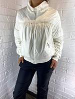 Куртка женская короткая Stella белая S, M, L