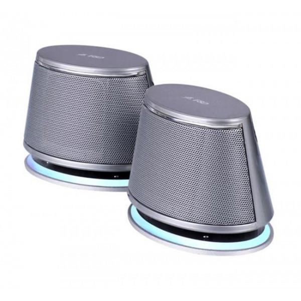 Акустическая система F&D V620plus Silver/Grey