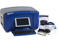Цветной промышленный принтер этикеток BRADY BBP35.