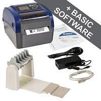 Промышленный принтер этикеток BRADY BBP12-EU+Unwinder