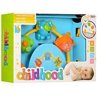 Игрушки погремушки подвески на коляску для новорожденных , для младенцев  JLD333-24A