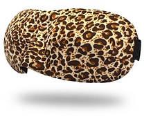 Очки для сна Deco 3D леопард 922-02, КОД: 1806115