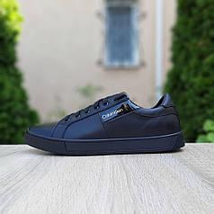 """Кроссовки Calvin Klein """"Черные"""""""