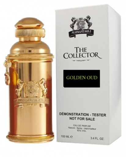 Тестер унисекс Alexandre.J The Collector Golden Oud, 100 ml