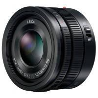Обєктив PANASONIC Lumix G 15mm f/1.7 Leica Black (H-X015E-K)
