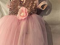Сукня рожева дитяча