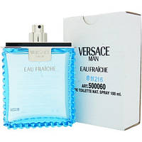 Уцінка Versace pour Homme EDT 100 ml tester-шлюб флакона і упаковки