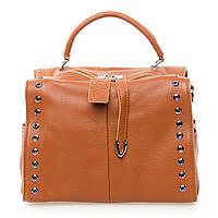 Женская кожаная сумка на плечо 8760-9 natural купить женский кожаный клатч, кожаная сумка, фото 1