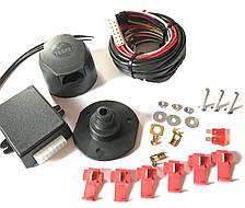 Модуль согласования фаркопа Unikit 1L. Блок управления на прицепное