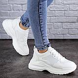 Женские кроссовки Fashion Mishu 2046 36 размер 23 см Белый, фото 2