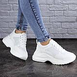Женские кроссовки Fashion Mishu 2046 36 размер 23 см Белый, фото 3