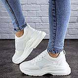Женские кроссовки Fashion Mishu 2046 36 размер 23 см Белый, фото 7