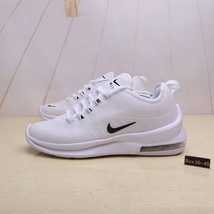 "Кроссовки Nike Air Max Axis ""Белые"", фото 2"