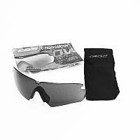 Линза ESS Crossbow glasses Smoke Gray (темная). НОВОЕ. Оригинал., фото 1